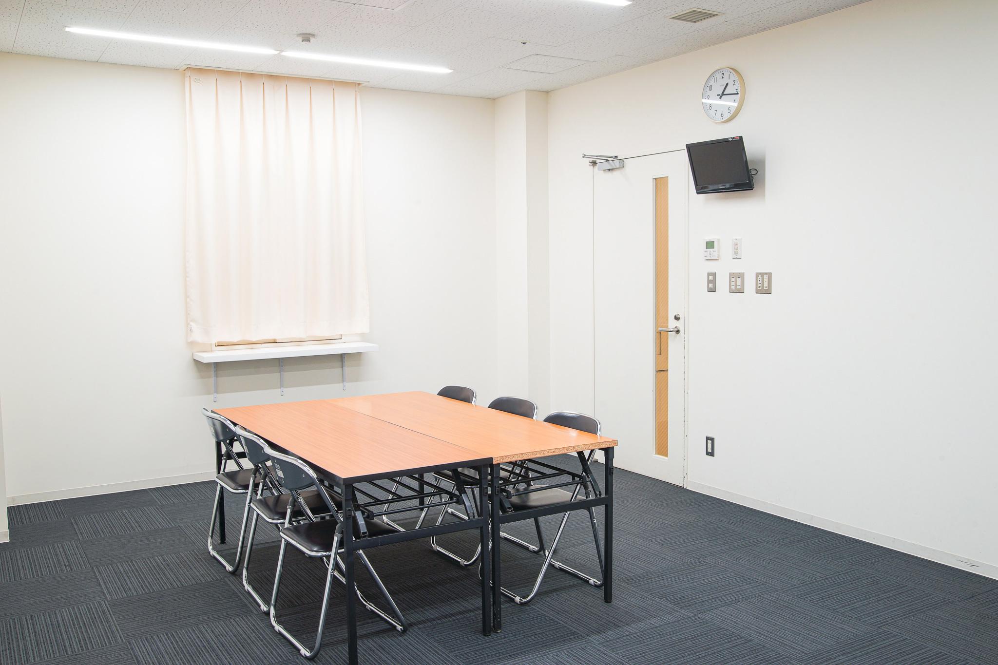 主催者控室3